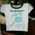 Temporary Language Translation Tees Review and Giveaway