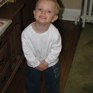 Wordless Wednesday-Lucian the Cutie