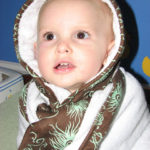 Bebe au Lait Hooded Towel {Review & Giveaway}