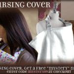 Bebe au Lait Nursing Cover {Great Deal}