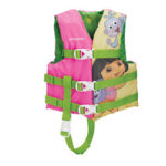 Stay Safe! Go, Diego, Go or Dora the Explorer Life Jacket {Giveaway}