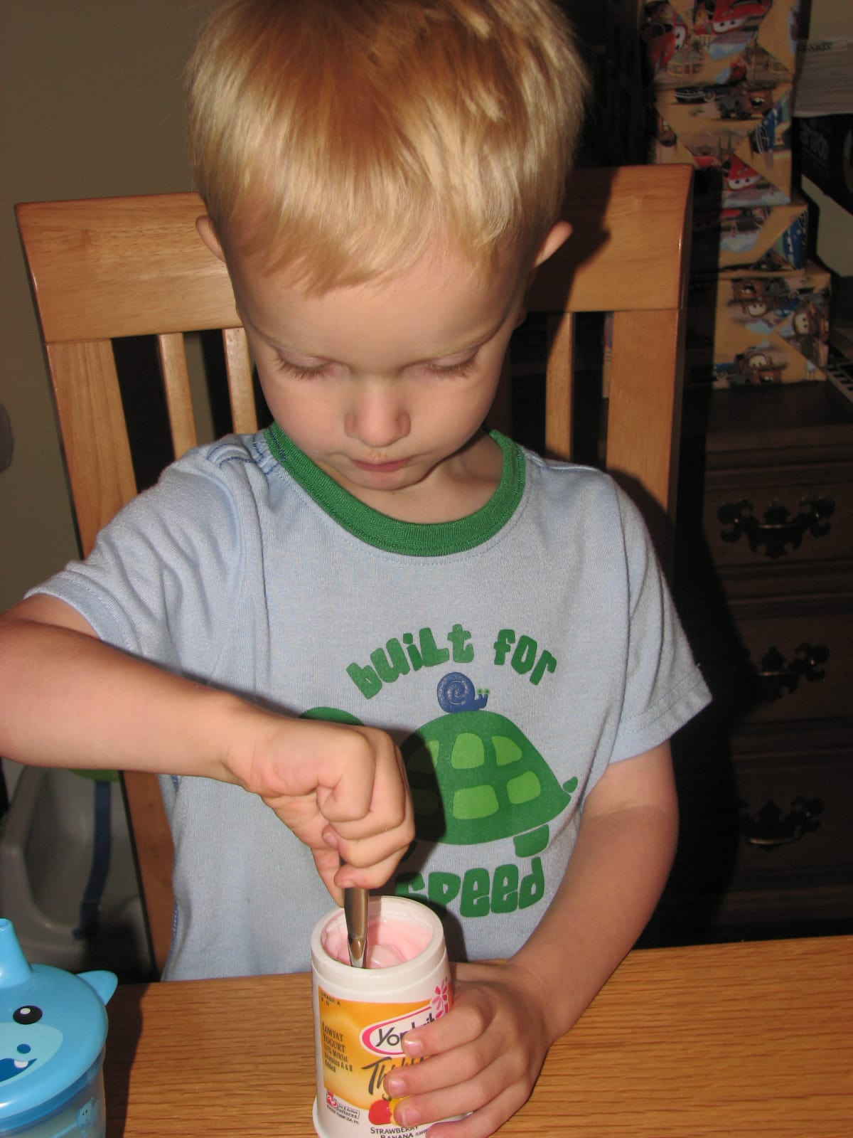 Yoplait Thick & Creamy {Review & Giveaway}