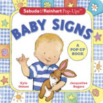 Baby Signs Pop Up Book & $50 Babies 'R Us Gift Card {Review & Giveaway}