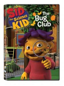 843501003770 Sid The  Bug Club DVD