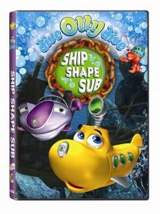 Dive Olly Dive Ship Shape Sub DVD