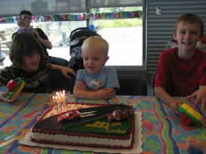 Lucians 3rd Birthday 076