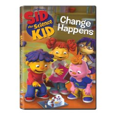 Sid the Science Kid Change Happens