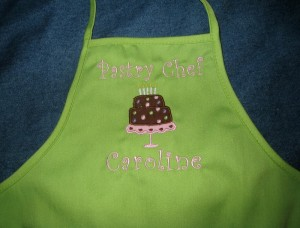 Stiches So Sweet Aprons