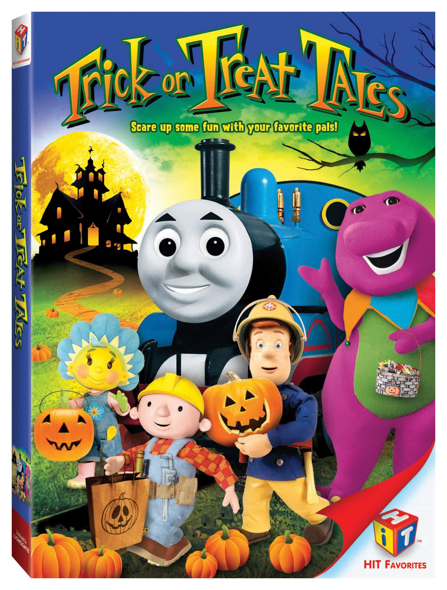 Get Ready for Halloween with Hit Entertainment! {Review}