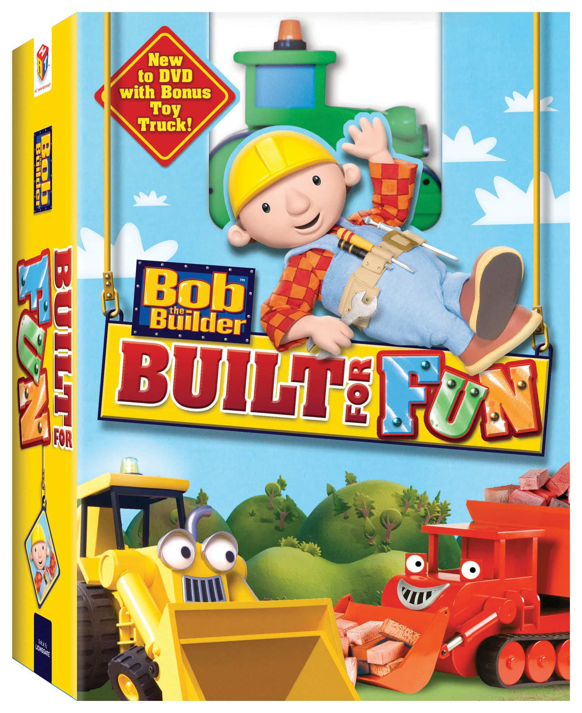 Bob the builder fan check these out review finding zest for Finding a builder