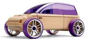 Manhattan Toy Automoblox Purple
