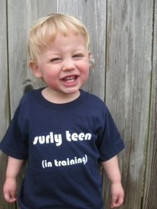 Rage Baby Surly Teen