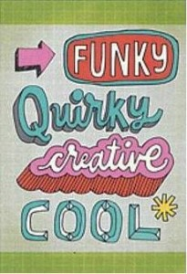kid -funky quirky creative cool