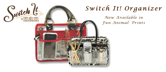 Switch It by Nan ~ It's in the Bag! {Review & Giveaway #10}
