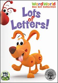 WordWorld ~ Lots of Letters {Review & Giveaway}