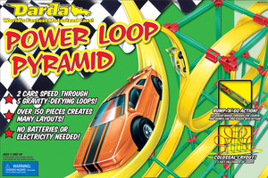 POWER LOOP PYRAMID FRONT
