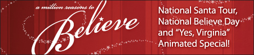 "Macy's ""Believe"" Campaign to Benefit the Make-A-Wish-Foundation {Giveaway}"