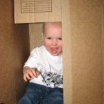 Wordless Wednesday ~ Boxes are fun!