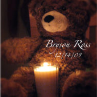 Wordless Wednesday ~ Bryson Ross