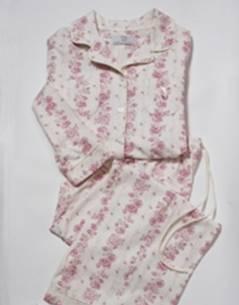 Karen Neuburger Pink Lady Boyfriend Pajamas {Review & Giveaway}