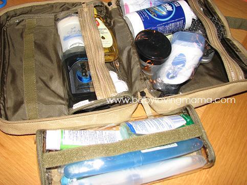 Eco Tools Alicia Silverstone Overnight Bag 2