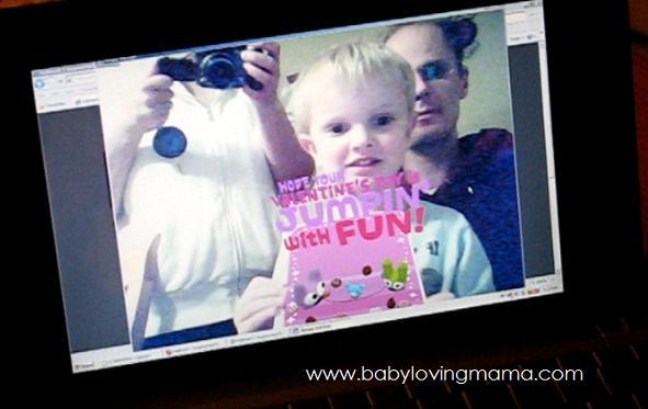 Hallmark Webcam Greetings {Celebration Review & Giveaway #4}