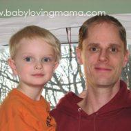 Wordless Wednesday – Like Father, Like Son