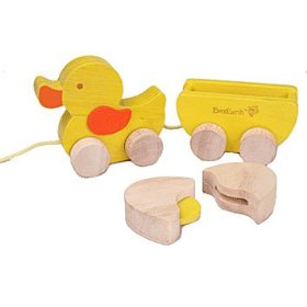 Amazon Easter Duck Pull Toy