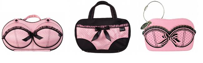 The Brag Company Bra Bag and Luggage Tag {Celebration Giveaway #15}