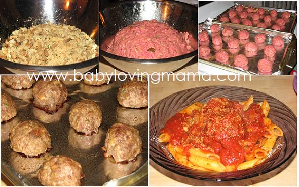 Kraft Stove Top Easy Meatballs