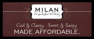 Milan Maternity Logo