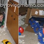 Wordless Wednesday – Packing Peanuts