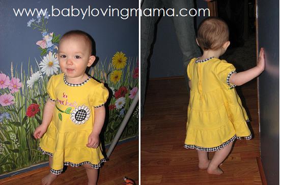Sandra Magsamen So Precious Dress