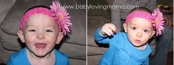 Sweet Bella Headband