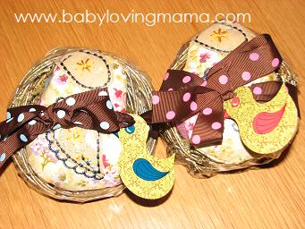The Baby Bunch Baby Egg Nest {Review & Giveaway}