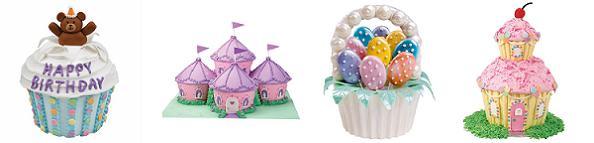 Wilton Giant Cupcake Ideas