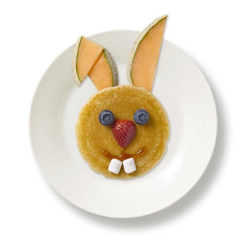 Aunt Jemima Easy Easter Bunny Breakfast Recipe {Giveaway}