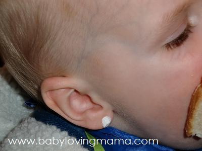 Butter Earring 1