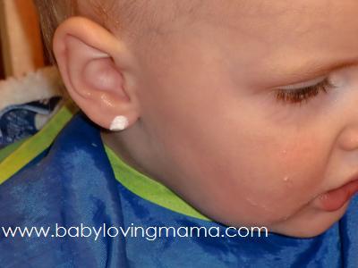 Butter Earring 2