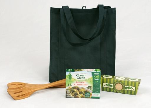 Green Giant Broc Cheese Prize Pack