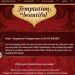 Temptation is Beautiful Sweepstakes from KAO Brands