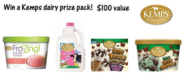 Kemps Prize Pack