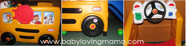 Little Tikes School Bus 1