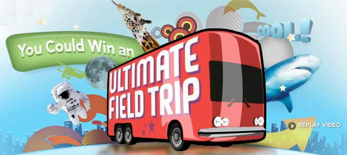 Lunchables Field Trips For All Contest