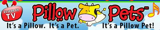 My Pillow Pets Logo