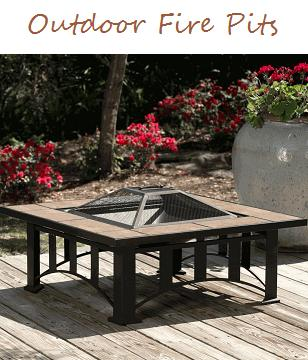 Outdoor Furniture Plus Fire Pit