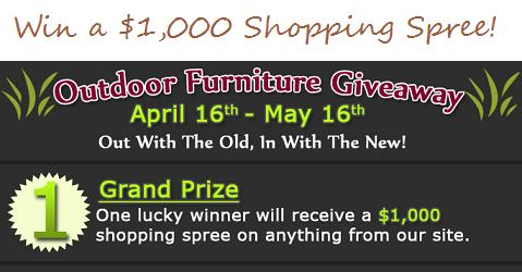 Outdoor Furniture Plus Giveaway