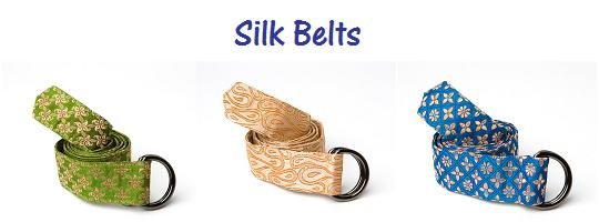 Outfit Addition Silk Belts