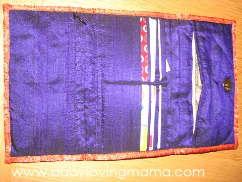 Outfit Additions Silk Wallet 1