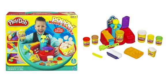 Play-doh Poppin Movie Snacks & Contents